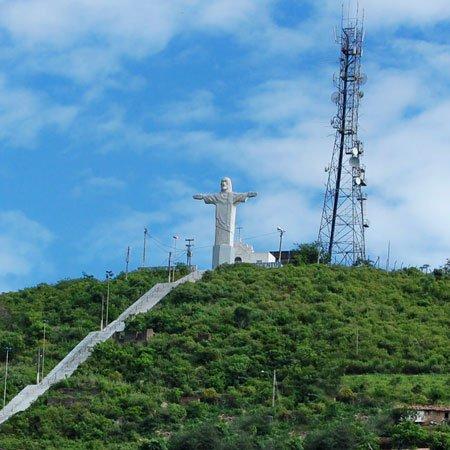 Estátua Cristo Redentor