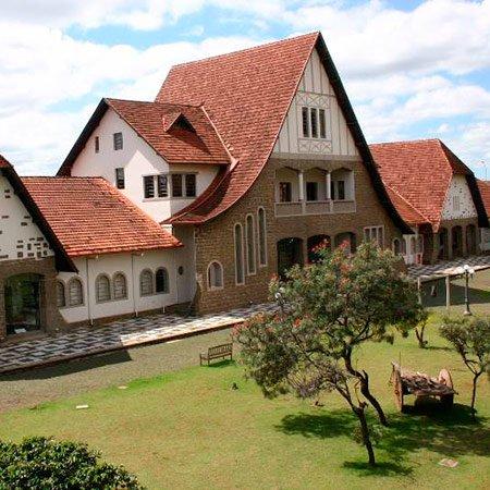 Foto do Museu Histórico de Londrina