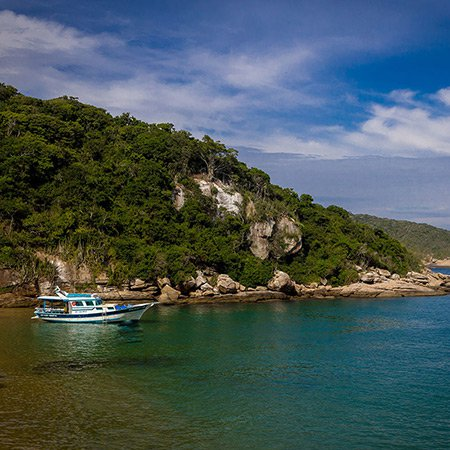 Foto da Ilha do Francês