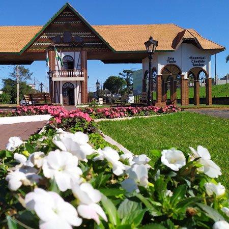 Portal da Cidade de Marechal Rondon