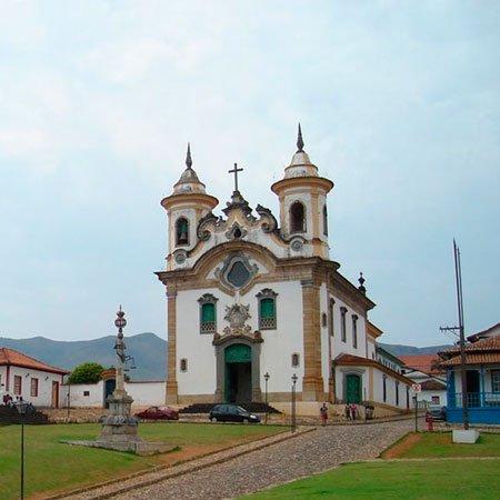 Foto da Cidade de Mariana