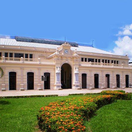 Foto do Mercado Municipal de São Brás