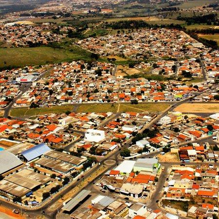 Foto da Entrada da Cidade de Monte Mor