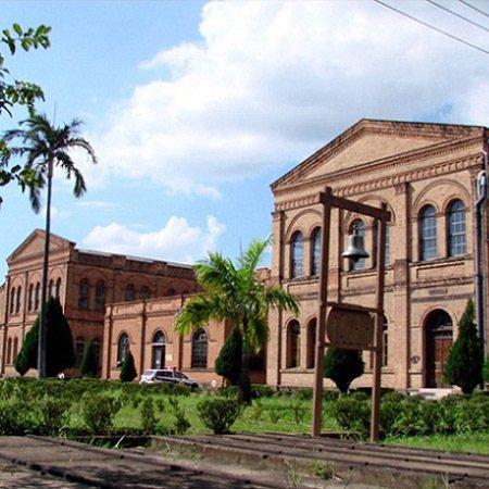 Foto do Museu Ferroviário Barão de Mauá