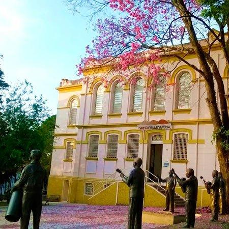 Foto do Museu de Musica de Tatuí