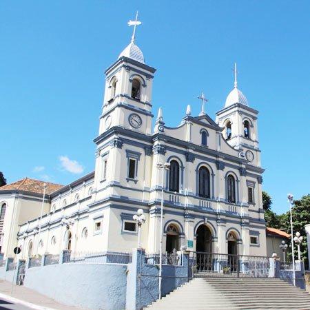 Foto da Matriz de Nossa Senhora do Pilar