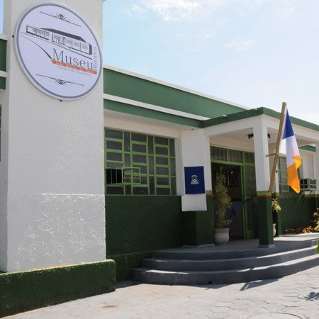 Museu municipal de Paraíso do Tocantins