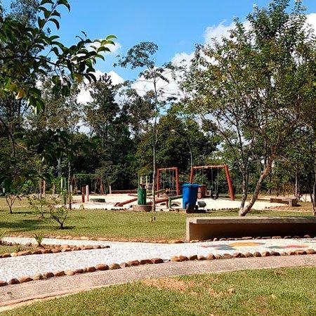 Foto do Parque Ecologico da Varzea