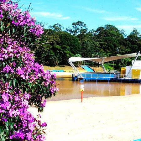 Foto do Parque Pinheirinho