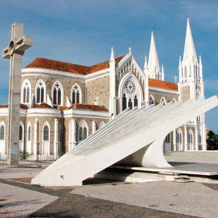 Foto da Catedral de Petrolina