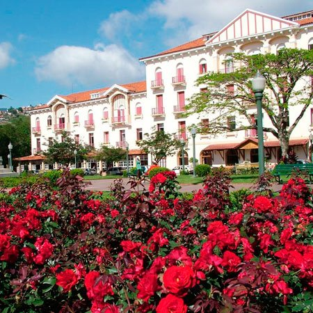 Foto do Palace Hotel
