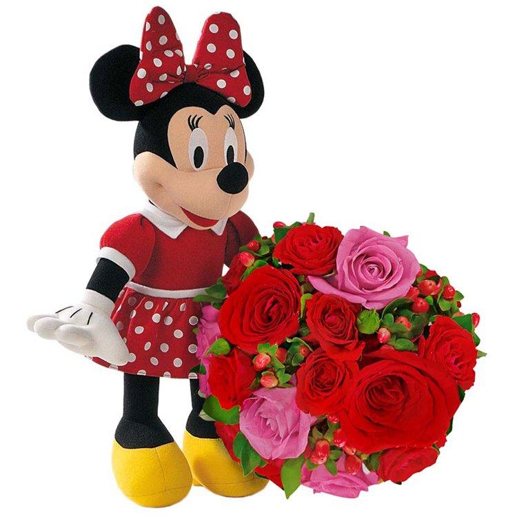 Minnie & Rosas