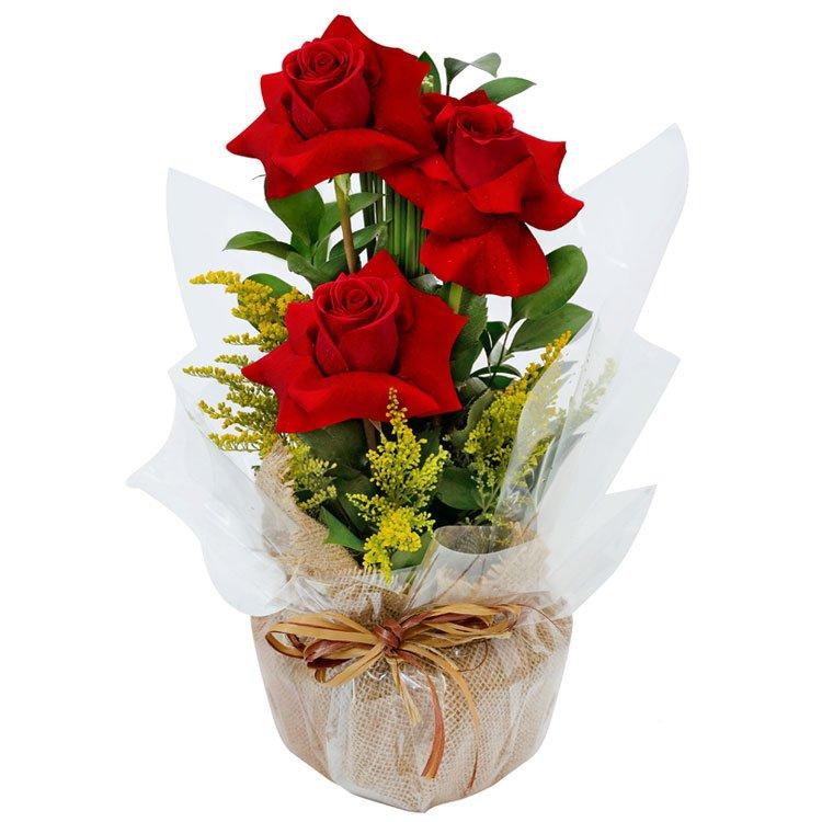 Arranjo Flores Importadas (PR)