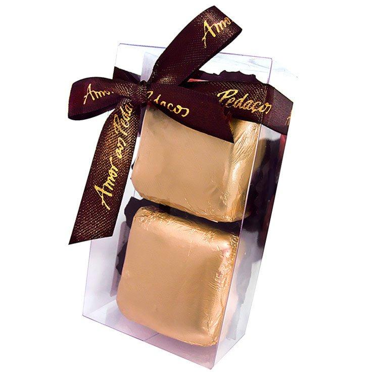 Dupla Mini Brownies Amor aos Pedaços 45g