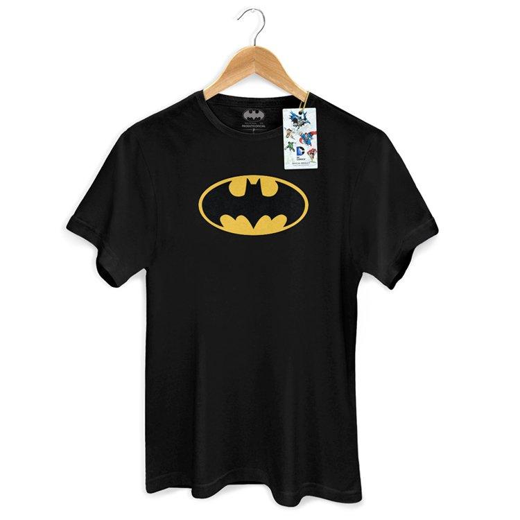 Camiseta Masculina Batman Logo P