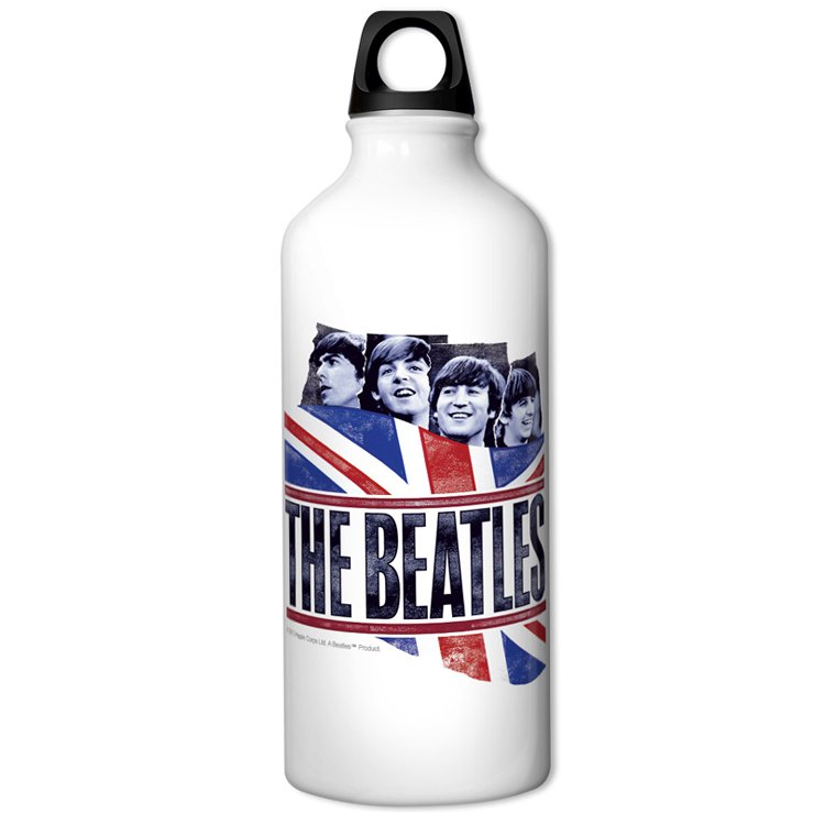Squeeze The Beatles England Flag