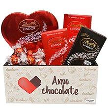 Kit de Chocolates Delícia Lindt