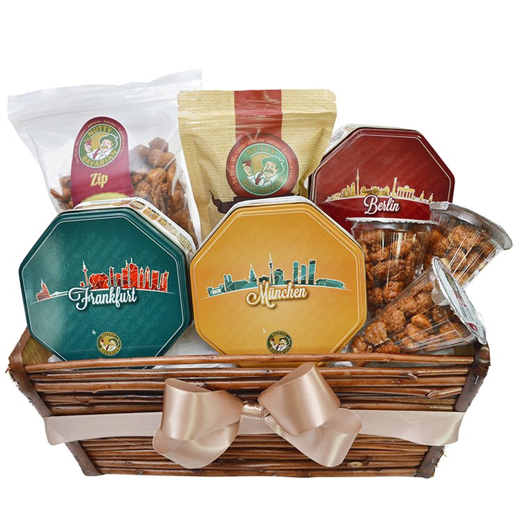 Kit Completo Nutty Bavarian