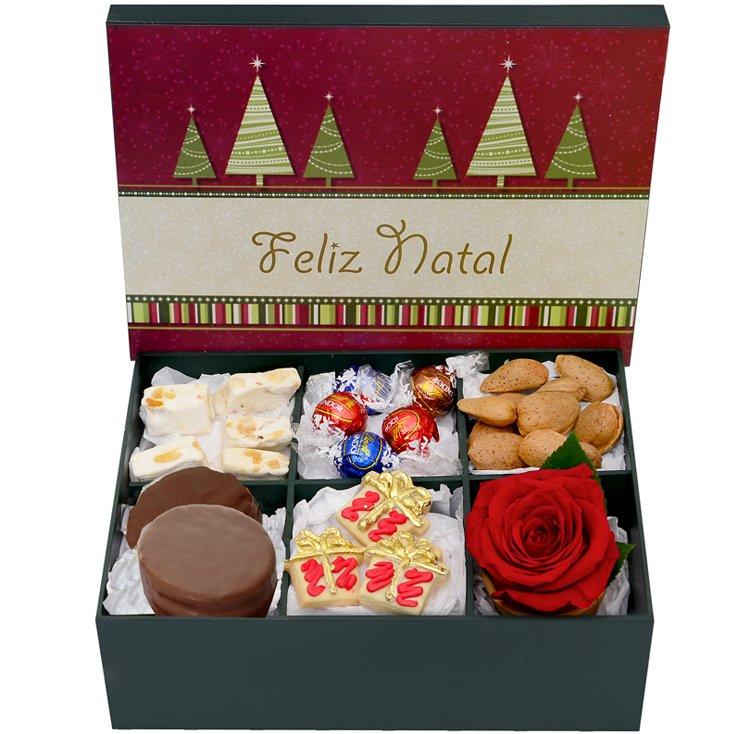 Caixa Carinho de Natal