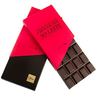 Tablete Chocolate Ao Leite 80G Ofner
