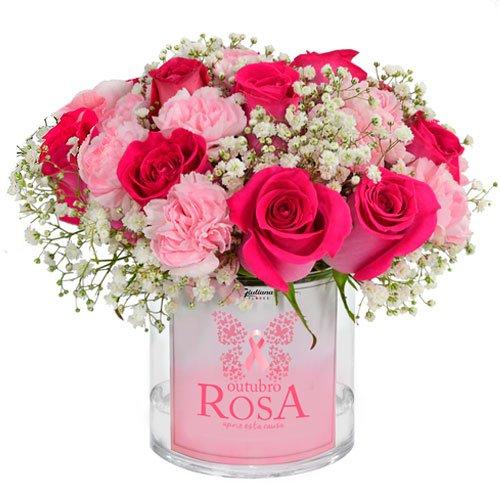 Delicada Poesia Rosa