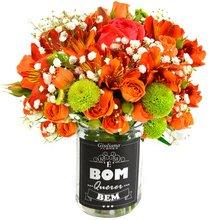 flores de verão Declaração de Bem Querer