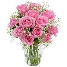 Elegância das Rosas é umas cores de flores para o ano novo