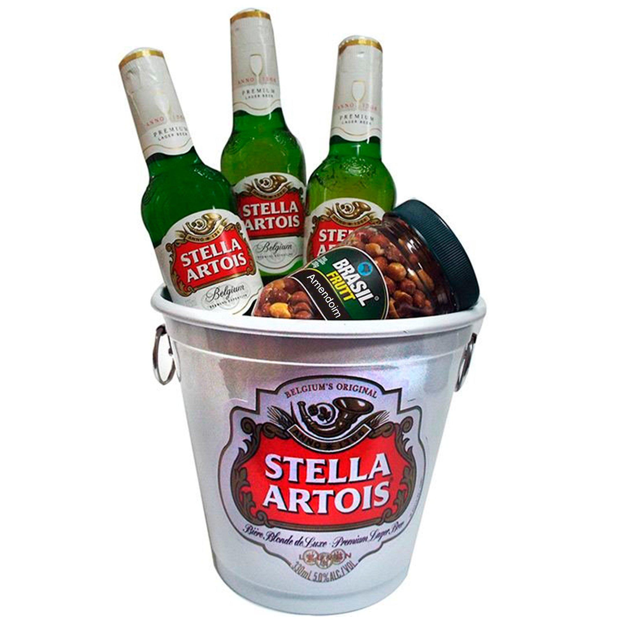 Kit de Presente Stella Artois