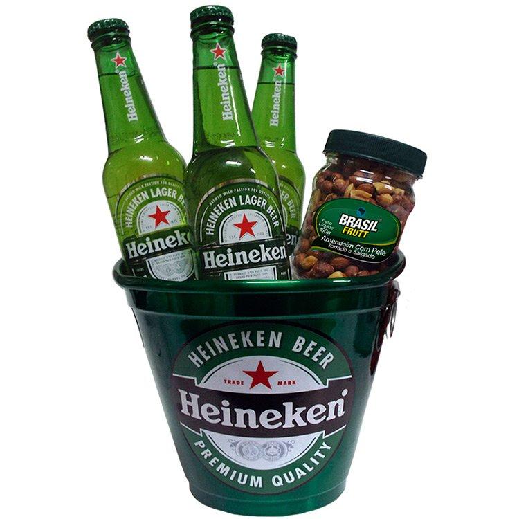 Kit de Presente Heineken Beer