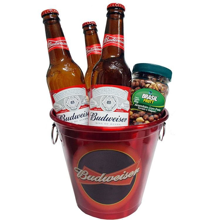 Kit Budweiser Beer
