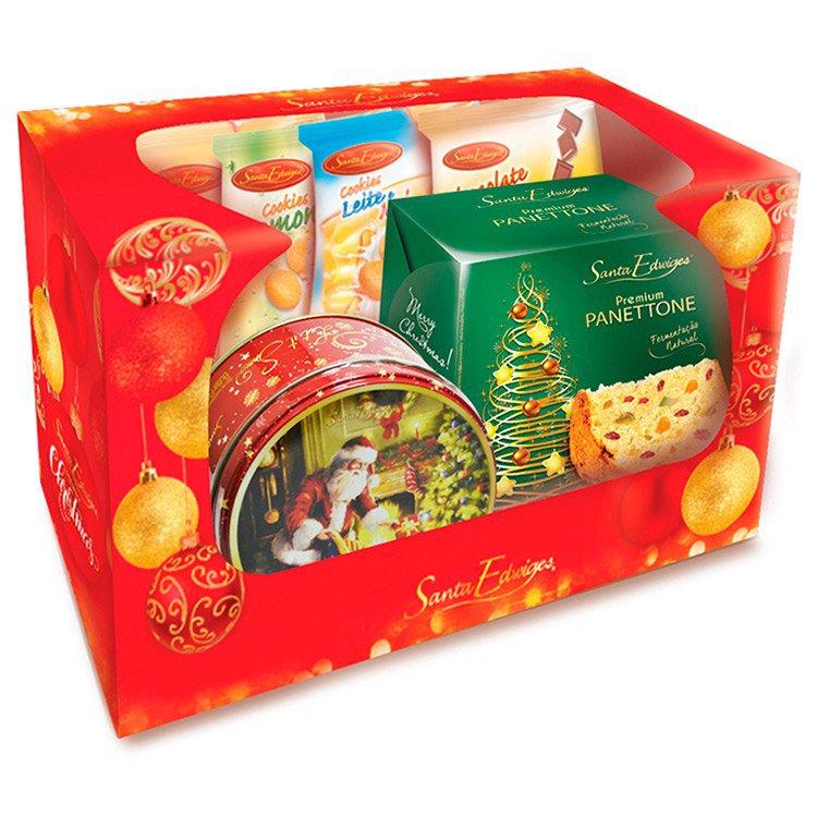 Kit de Natal Gourmet Papai Noel