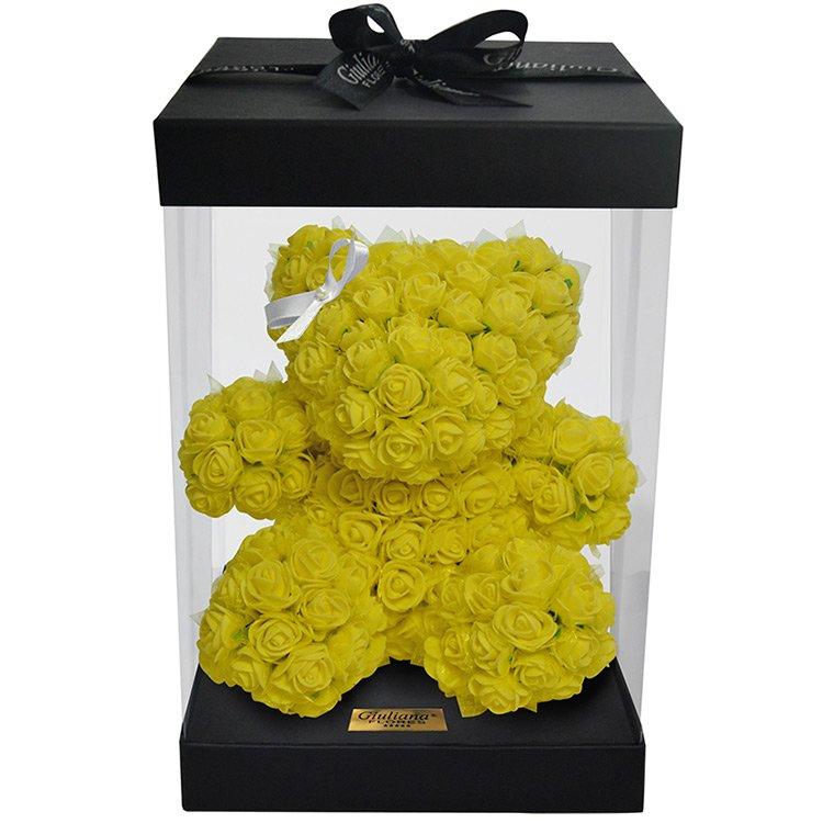 Teddy Flowers Amarelo