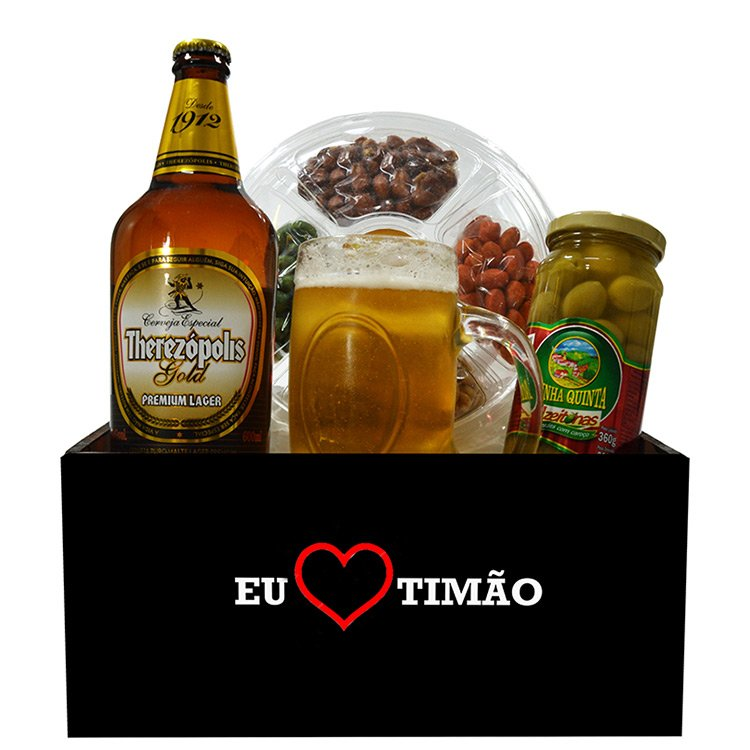 Kit Torcedor Timão Petiscos
