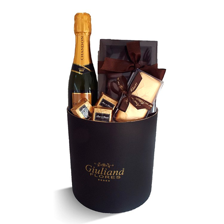 Kit Chandon e Chocolate