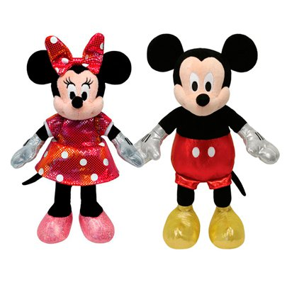 Mickey e Minnie Mouse