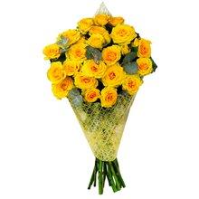 Buquê de Flores Florence Amarela