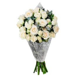 Buquê de Flores Florence Branca