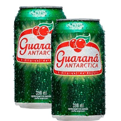 Kit Guaraná Antártica