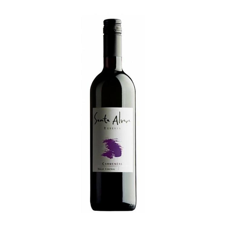 Vinho Santa Alvara Carmenere