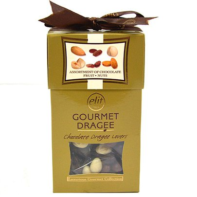 Chocolate Gourmet Dragee 300g