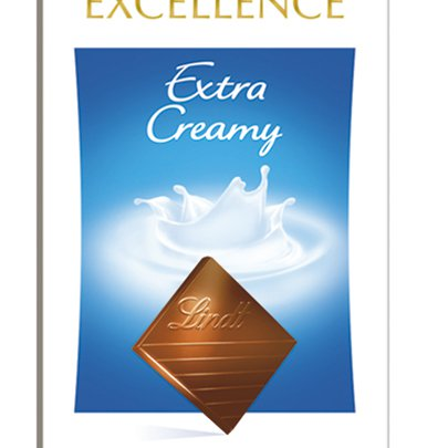 Lindt Excellence Extra Creamy