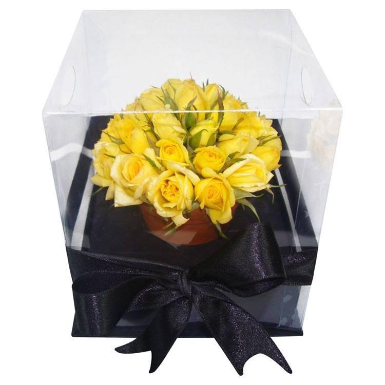 Sutil Presente Amarelo