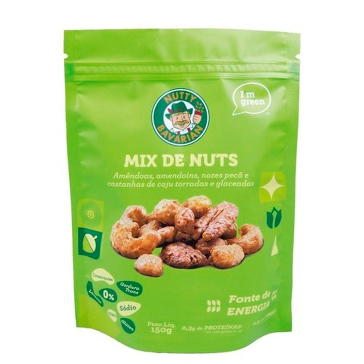 Mix Glaceado Nutty Bavarian 150g