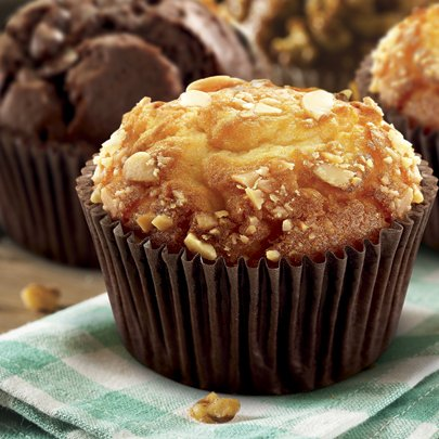 Muffin de Chocolate Casa Bauducco 210g