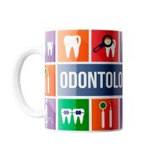 Caneca Odontologia Sude