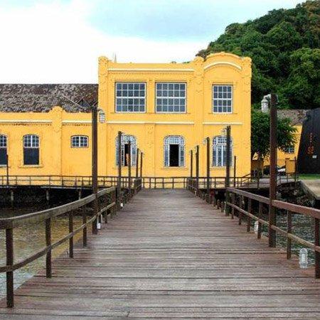 Museu nacional das embarcações