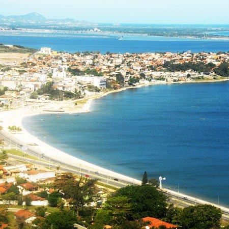 Foto da Praia de São Pedro da Aldeia