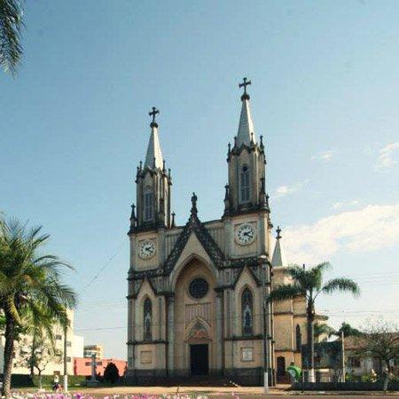 Igreja Matriz São Luiz Gonzaga